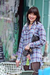 Daisy Lowe Street Style 07/11/2020