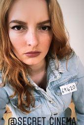 Dakota Blue Richards - Social Media Photos 07/04/2020