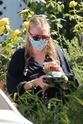 Dakota Fanning - Out in Los Angeles 07/01/2020