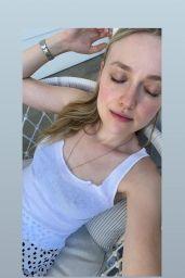 Dakota Fanning - Social Media Photos and Videos 07/17/2020