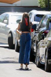 Dakota Johnson - Out in Studio City 07/06/2020