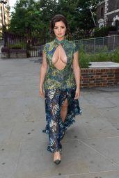 Demi Rose at Jin Bo Law in London 07/12/2020
