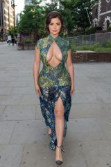 Demi Rose at Jin Bo Law in London 07/12/2020