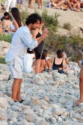 Demi Rose in a Tiny Bikini at Experimental Beach in Formentera 07/28/2020