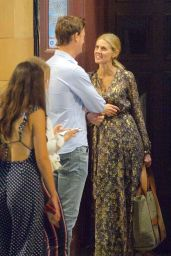 Donna Air - Out in London 07/23/2020
