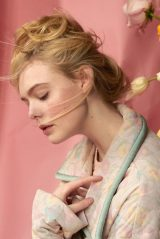 Elle Fanning - Icon Magazine July 2020 Photos