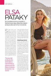 Elsa Pataky - Saber Vivir Magazine Spain August 2020 Issue