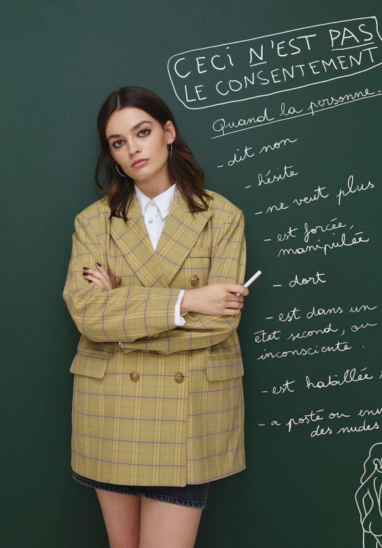 "Emma Mackey - ""Sex Education"" Season 2 Promo Shoot 2020"