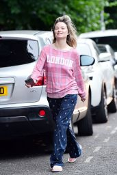 Emma Rigby - Out in London 07/17/2020