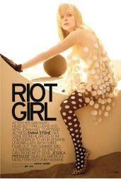 Emma Stone - Photoshoot for ELLE July 2011