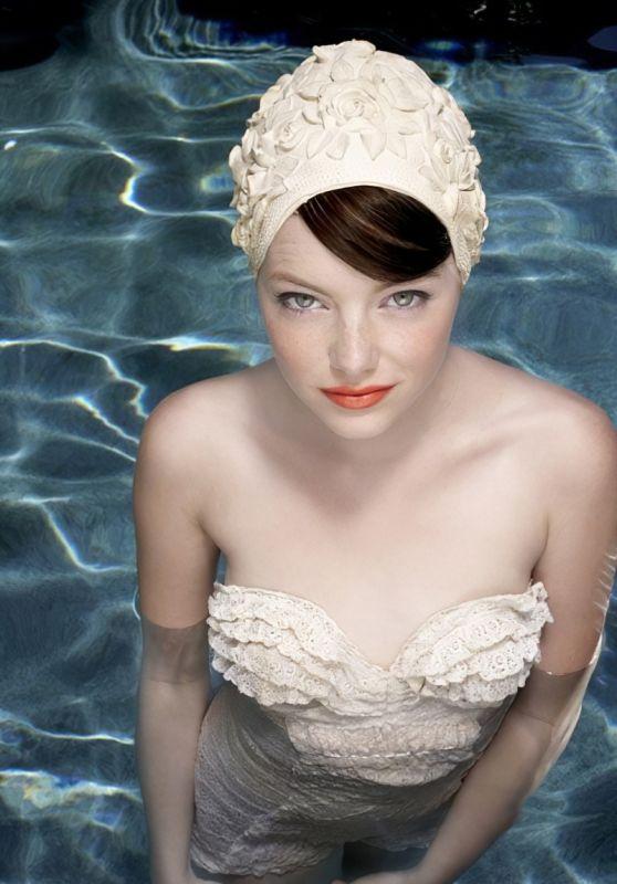 Emma Stone - Photoshoot for Mean Magazine 2008