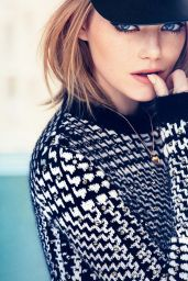 Emma Stone - Photoshoot for Vogue 2012