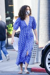 Emmy Rossum - Out in Beverly Hills 07/21/2020