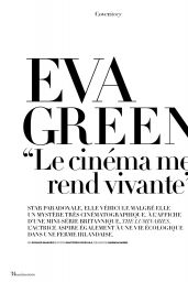 Eva Green - Madame Figaro France 07/24/2020 Issue