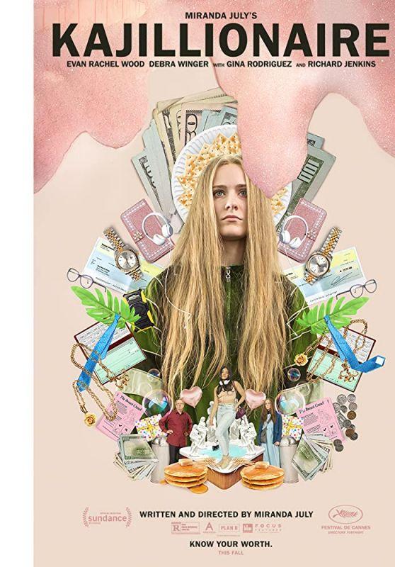 "Evan Rachel Wood - ""Kajillionaire"" Poster"
