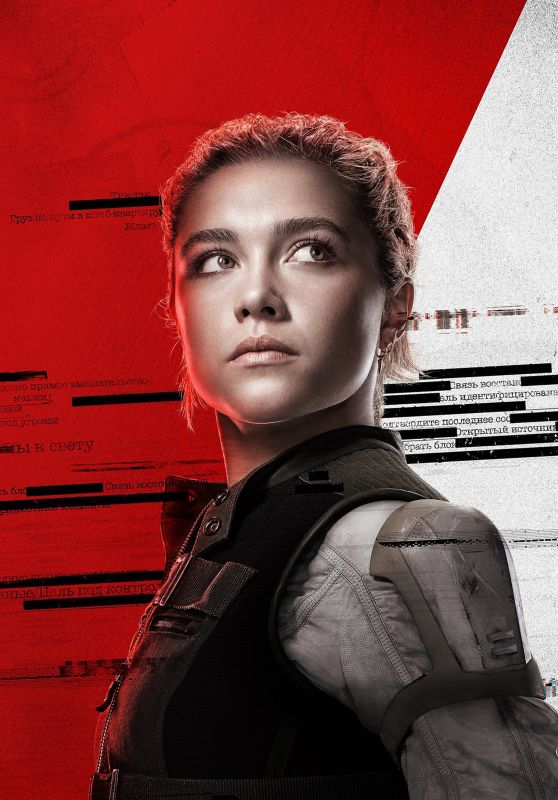 "Florence Pugh - ""Black Widow"" Promo Photos and Posters"