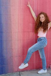 Francesca Capaldi - Social Media Photos 07/06/2020