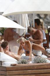 Gabby Allen in a Bikini in Ibiza 07/27/2020