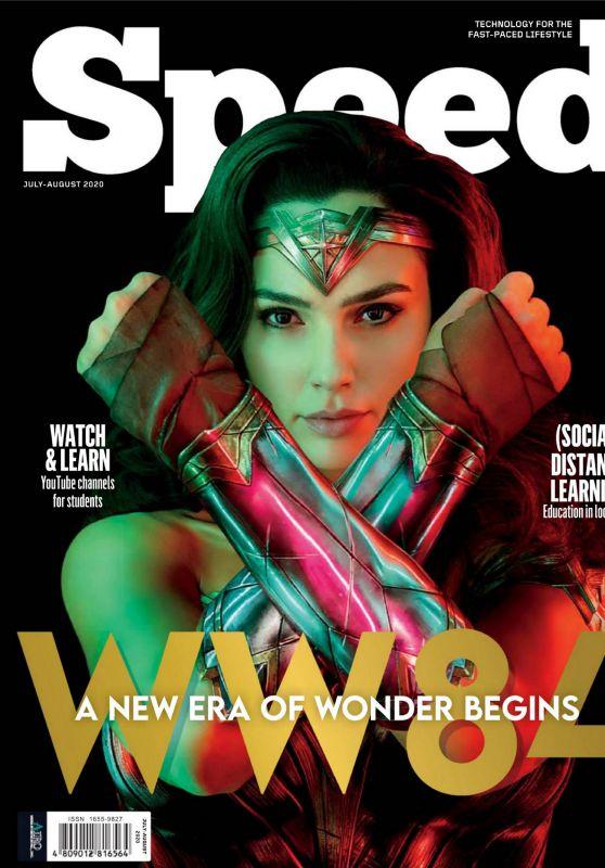 Gal Gadot - Speed Magazine Philippines July/August 2020