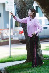 Geena Davis Make Up Free - LA 07/06/2020