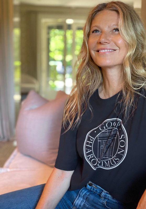 Gwyneth Paltrow Outfit 07/19/2020