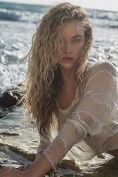 Hannah Ferguson - Madame Fiagaro France July 2020