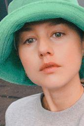 Isabelle Cornish - Social Media Photos 07/29/2020