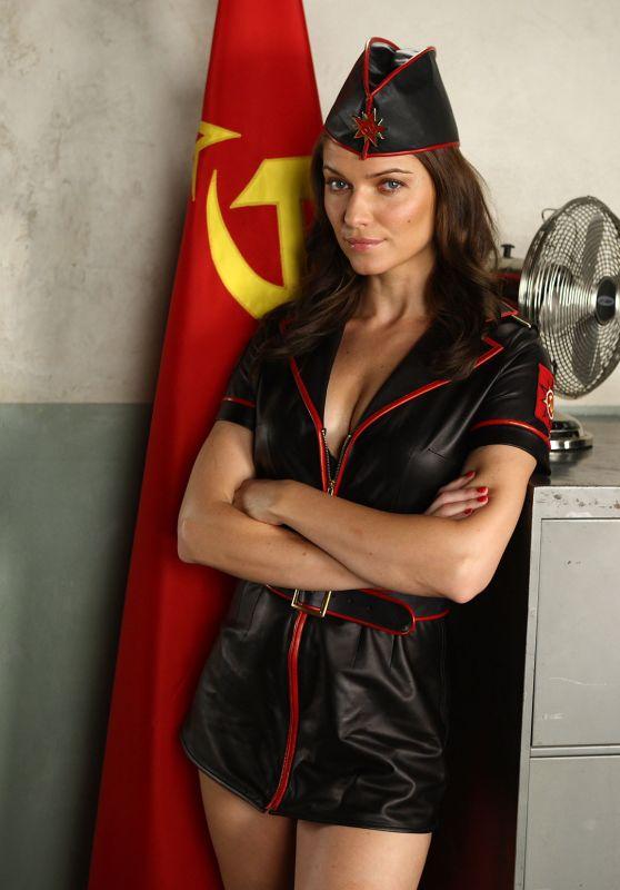 "Ivana Miličević – ""Command & Conquer: Red Alert 3"" Promoshoot"