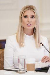 Ivanka Trump - American Workforce Policy Advisory Board in Washington DC 06/26/2020