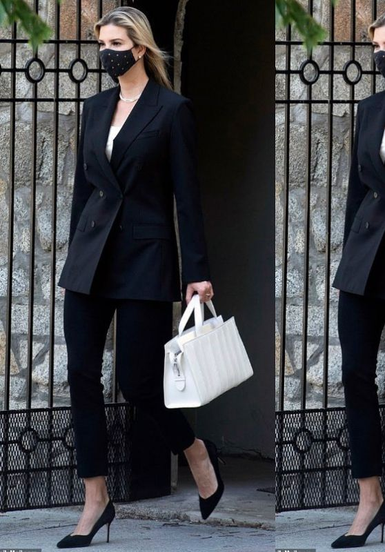 Ivanka Trump Outfit 07/02/2020