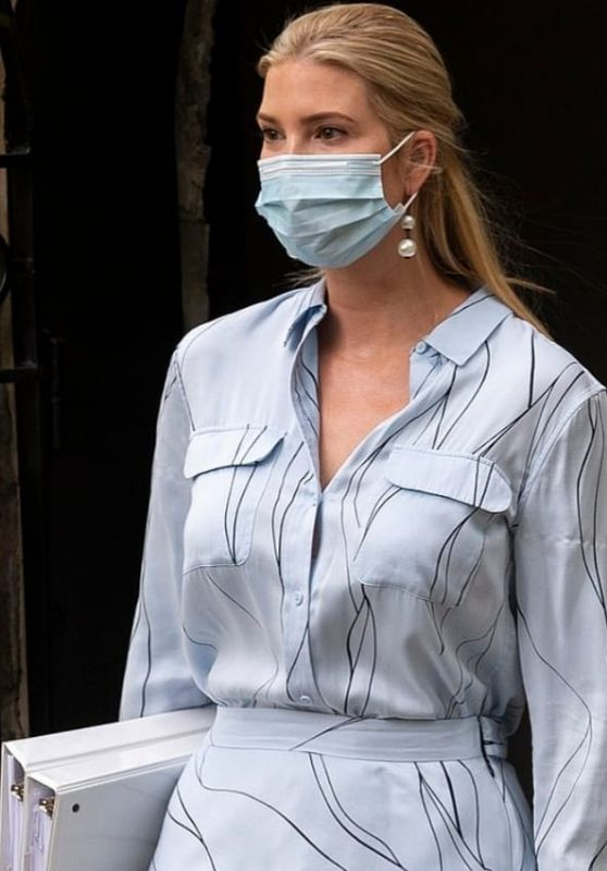 Ivanka Trump Outfit 07/13/2020