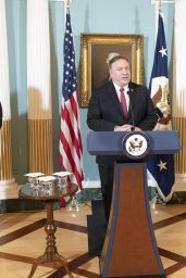 Ivanka Trump - Virtual Release of the 2020 Trafficking in Persons Report