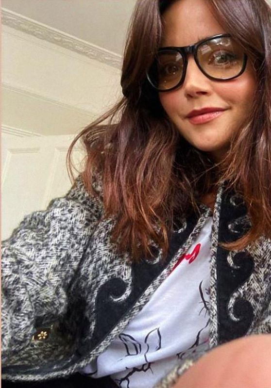 Jenna Coleman - Social Media Photos 07/07/2020
