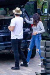 Jenna Dewan - Out in Los Angeles 07/26/2020