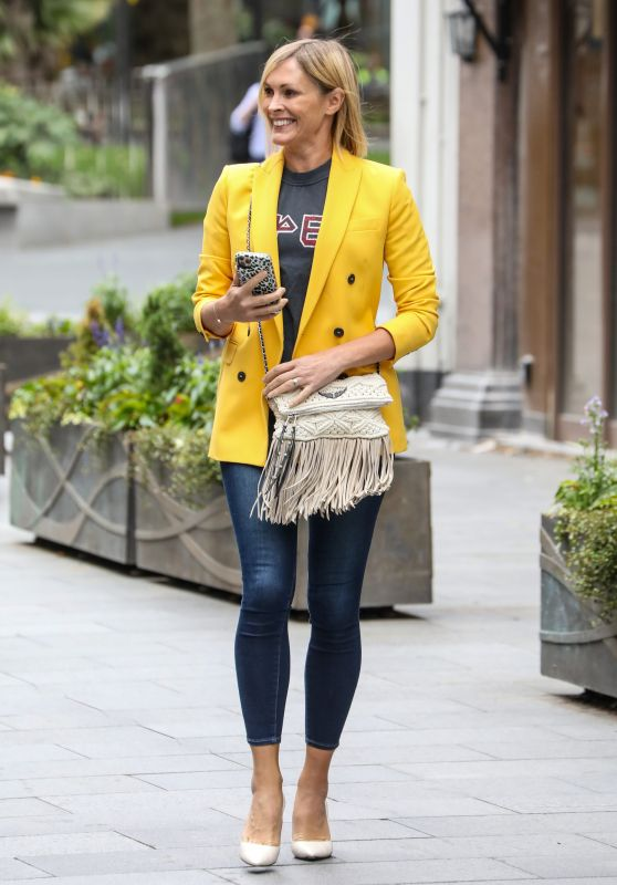 Jenni Falconer Style - London 06/29/2020