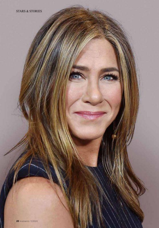 Jennifer Aniston - Moments Magazine 07/03/2020 Issue