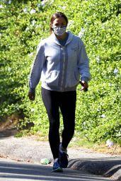 Jennifer Garner - Morning Hike Out in Brentwood 06/30/2020