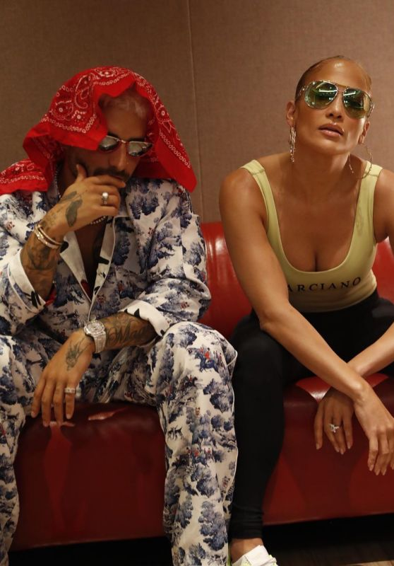 Jennifer Lopez Outfit 07/11/2020