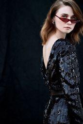 Jessica Barden - Glass Magazine 2020 Photos