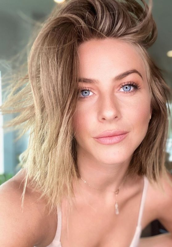 Julianne Hough - Social Media Photos and Videos 07/21/2020