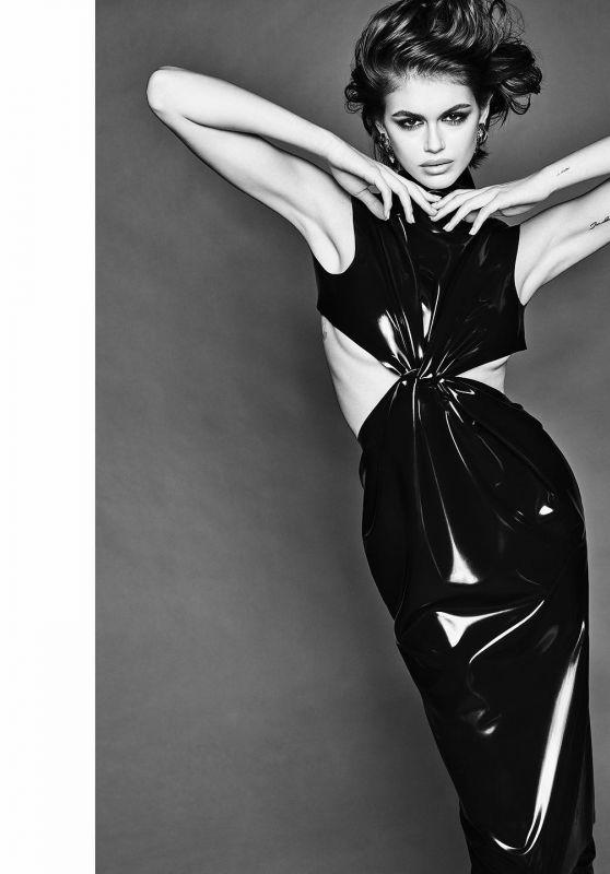 Kaia Gerber Outfit – Vogue Japan September 2020 (IV)