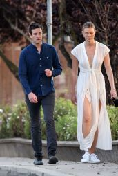 Karlie Kloss and Her Husband Joshua Kushner  - Out in Los Angeles 07/11/2020