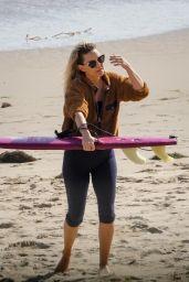 Kate Hudson - Beach in Malibu 07/02/2020