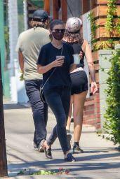 Kate Mara in Tight Jeans in Los Feliz 07/27/2020