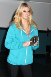 Kate Upton - NFL Rookie Event in New York (2012)