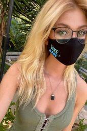 Katherine McNamara – Social Media Photos and Video 07/08/2020