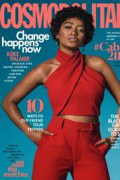 Keke Palmer - Cosmopolitan Magazine US August 2020 Issue