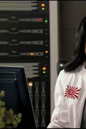 """Kelly Hu – """"Command & Conquer: Red Alert 3"""" Promoshoot"""