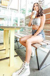Kelsey Leon - Social Media Photos 07/07/2020