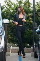 Kendall Jenner - Leaving Nobu in Malibu 07/08/2020